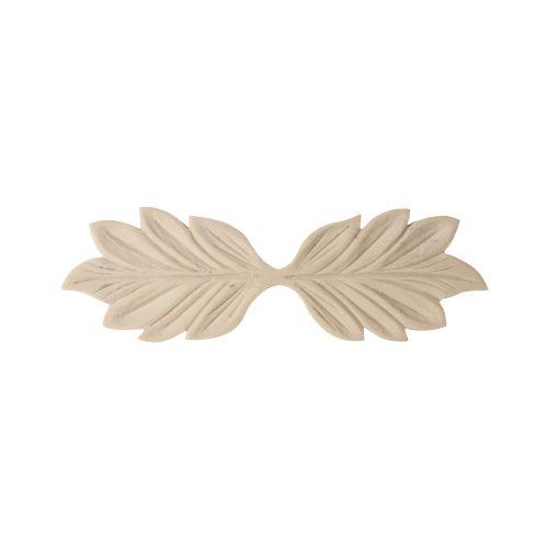 578/D Small Double Leaf Centre - Decora Mouldings