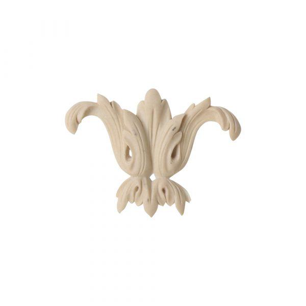 582/D Ornate Fleur De Lys - Decora Mouldings
