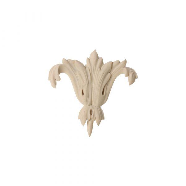 583/D Ortnate Fleur De Lys - Decora Mouldings