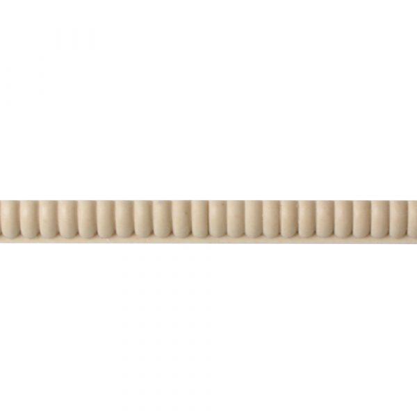 586/D Small Ribbed Quadrant Moulding - Decora Mouldings